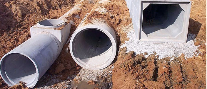 Precast Concrete Collar : Dakota concrete pipe association